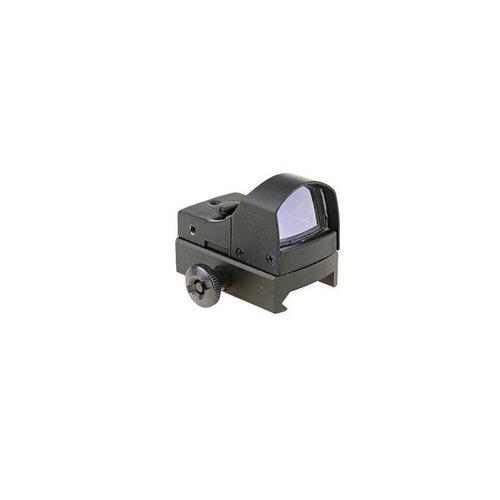 Theta Optics Theta Optics Micro red dot sight : Zwart