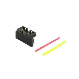 UAC Hi-Capa Fiber Optic Rear Sight (Back Plate Only)