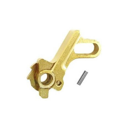 UAC UAC Match Grade Stainless Steel Hammer for Hi-Capa (Type B) : Goud