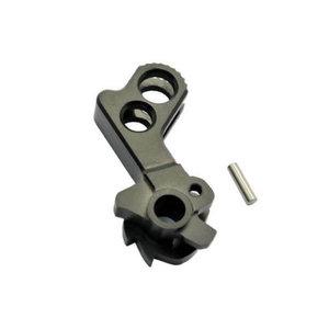 UAC Match Grade Stainless Steel Hammer for Hi-Capa (Type D) : Zwart