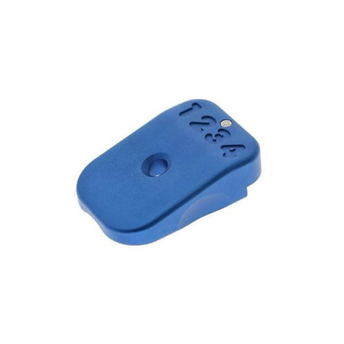 UAC UAC Tactical Magbase Type B for Hi-Capa : Blauw