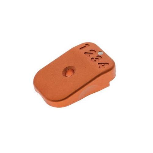 UAC UAC Tactical Magbase Type B for Hi-Capa : Oranje