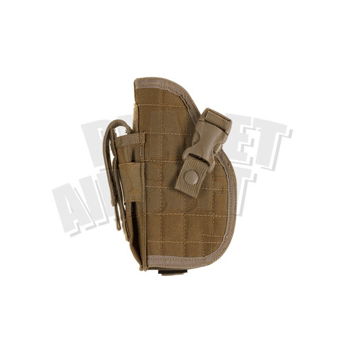 Invader Gear Invader Gear Belt Holster Left : Coyote Bruin