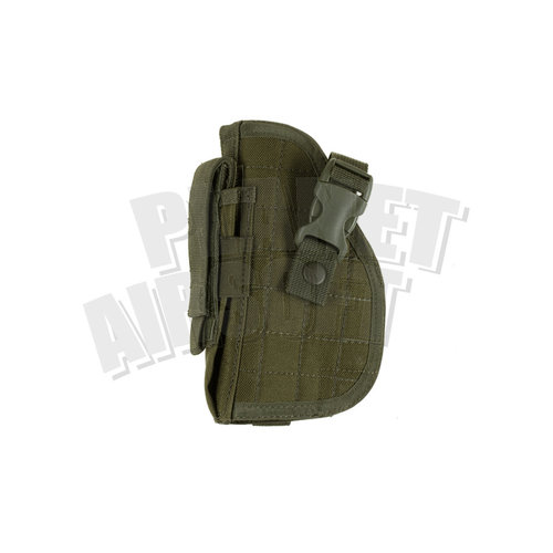 Invader Gear Invader Gear Belt Holster Left : Olive Drap