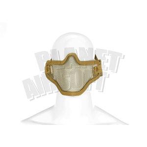 Invader Gear Steel Half Face Mask ( Coyote )