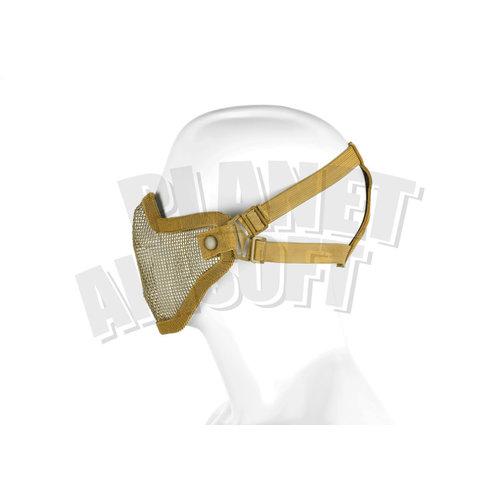 Invader Gear Invader Gear Steel Half Face Mask : Coyote Bruin