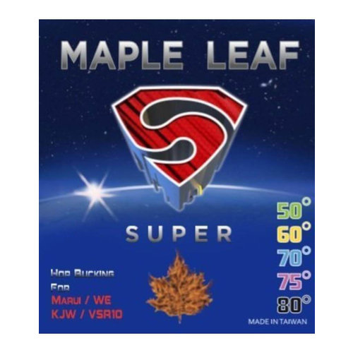 Maple Leaf Maple Leaf Super Bucking 60°