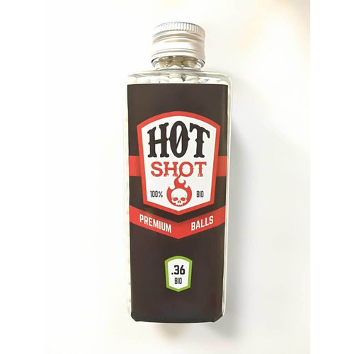 Hot Shot Hot Shot 0.36g 1000x BIO High Polished BBs