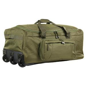 101 Inc. Trolley Commando Tas ( Olive Drap )