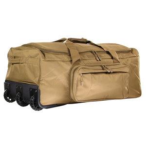 101 Inc. Trolley Commando Tas ( Coyote )