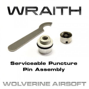 Wolverine Wolverine WRAITH Serviceable Puncture Pin Assembly