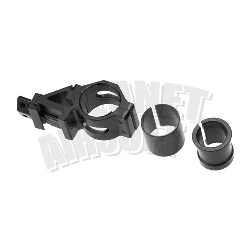 Leapers / UTG Leapers/UTG 25.4mm Angled Offset Low Profile Ring Mount