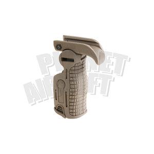 FMA AB163 Foldable Grip : Dark Earth