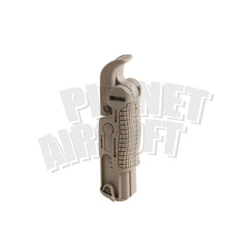 FMA FMA AB163 Foldable Grip : Dark Earth