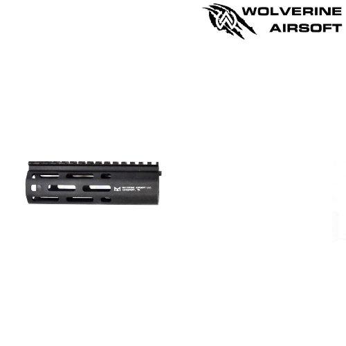 Wolverine Wolverine Airsoft MTW M-Lok Rail 6 Inch