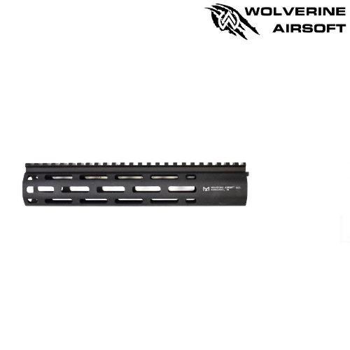Wolverine Wolverine Airsoft MTW M-Lok Rail 10 Inch