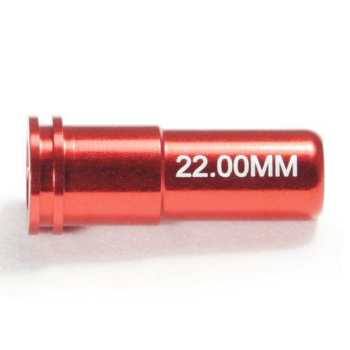 MAXX Model CNC Aluminum Double O-Ring Air Seal Nozzle (22mm) for Airsoft AEG Series