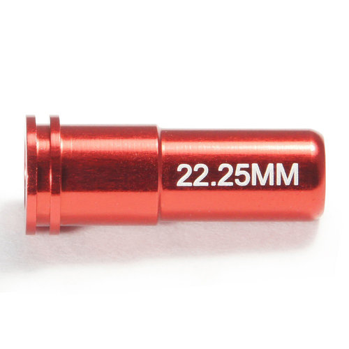 MAXX Model MAXX Model CNC Aluminum Double O-Ring Air Seal Nozzle (22.25mm) for Airsoft AEG Series