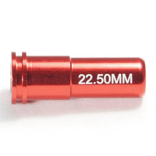 MAXX Model MAXX Model CNC Aluminum Double O-Ring Air Seal Nozzle (22.50mm) for Airsoft AEG Series
