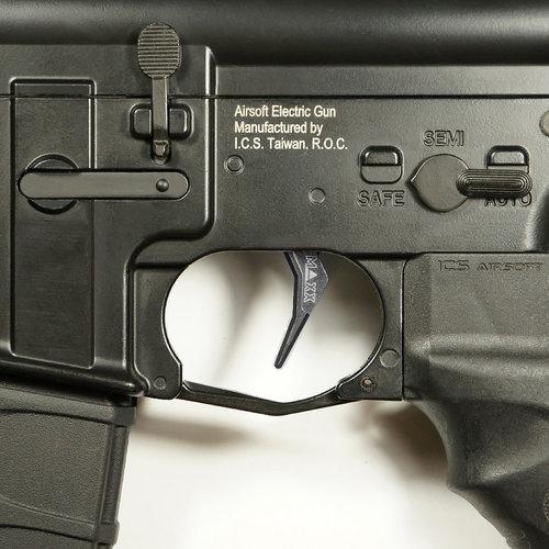MAXX Model CNC Aluminum Advanced Trigger (Style B) : Grijs