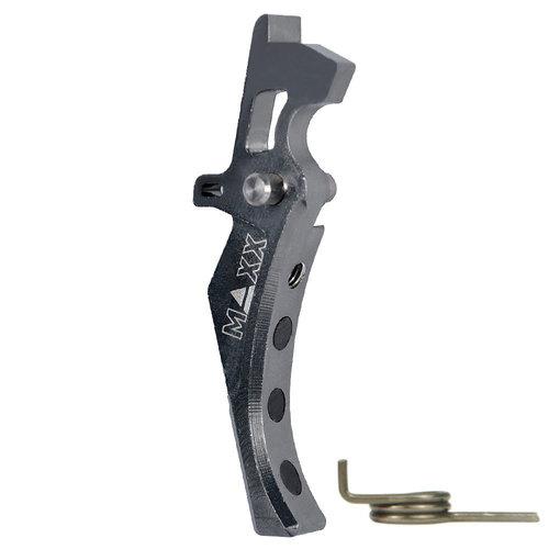 MAXX Model MAXX Model CNC Aluminum Advanced Trigger (Style D) : Grijs
