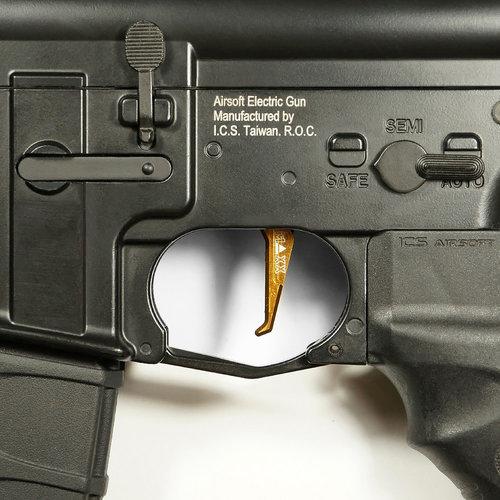 MAXX Model MAXX Model CNC Aluminum Advanced Trigger (Style E) : Dark Earth
