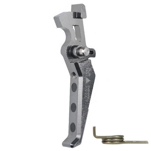 MAXX Model CNC Aluminum Advanced Trigger (Style E) : Grijs