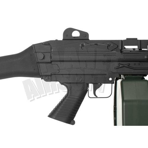 A&K A&K M249 MK II Full Metal