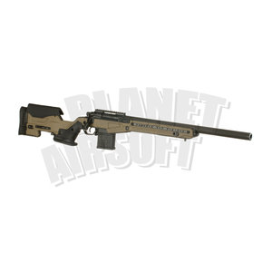 Action Army AAC T10 Bolt Action Sniper Rifle : Dark Earth