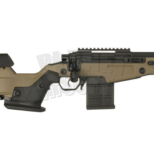 Action Army Action Army AAC T10 Bolt Action Sniper Rifle : Dark Earth