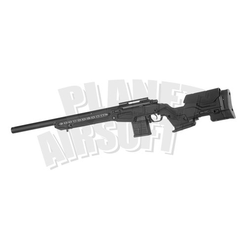 Action Army Action Army AAC T10 Bolt Action Sniper Rifle : Zwart