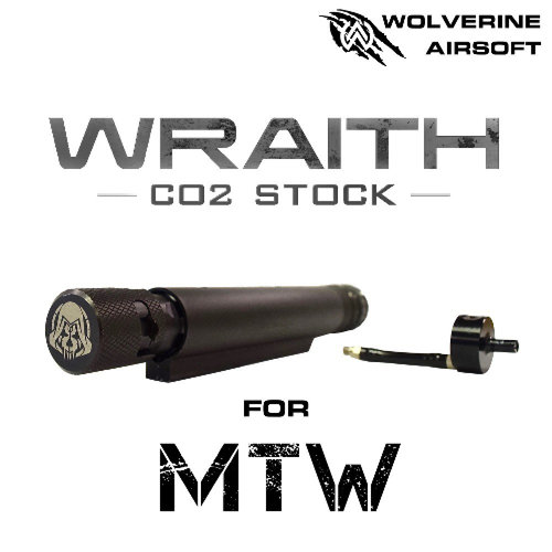 Wolverine Wolverine Airsoft MTW Wraith Co2 Stock
