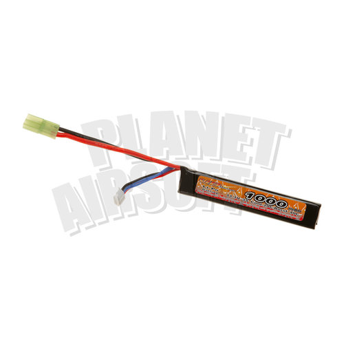 VB Power VB Power Lipo 11.1V 1000mAh 20C Stick Type