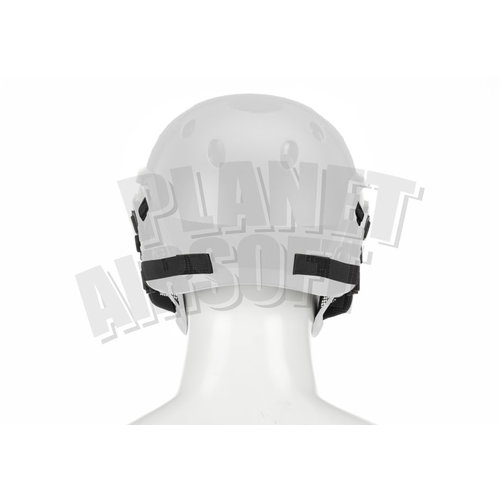 Invader Gear Invader Gear Steel Half Face Mask FAST Version : Zwart