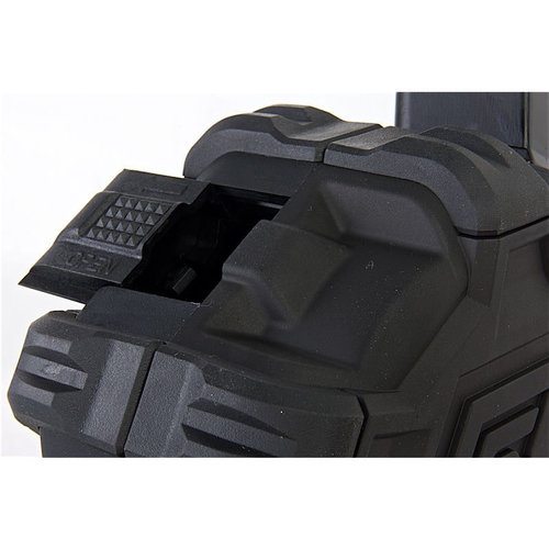 Armorer Works Armorer Works Adaptive Drum Magazine - HX-Series (Hi-Capa) Black