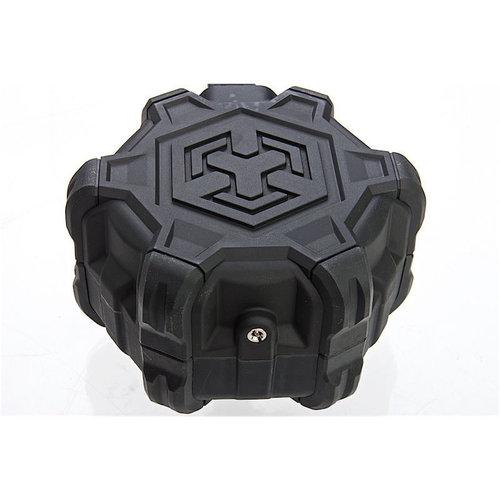 Armorer Works Armorer Works Adaptive Drum Magazine - VX-Series (G-Series) Black