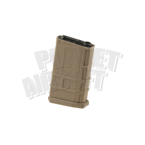 Battle Axe Battle Axe Magazine M4 Polymer Hicap 190rds : Dark Earth