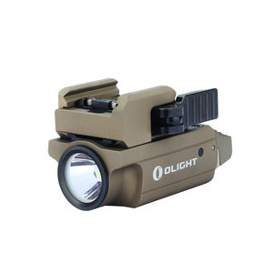 Olight PL-Mini 2 VALKYRIE Rechargeable Weaponlight Tan