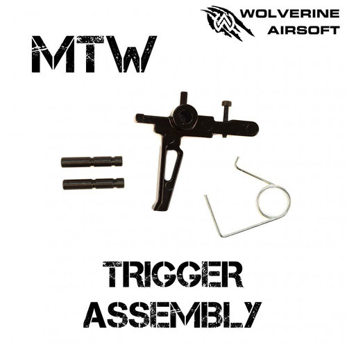Wolverine Wolverine Airsoft MTW Trigger Assembly