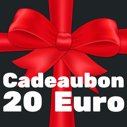 Cadeaubon Planet Airsoft 20 Euro