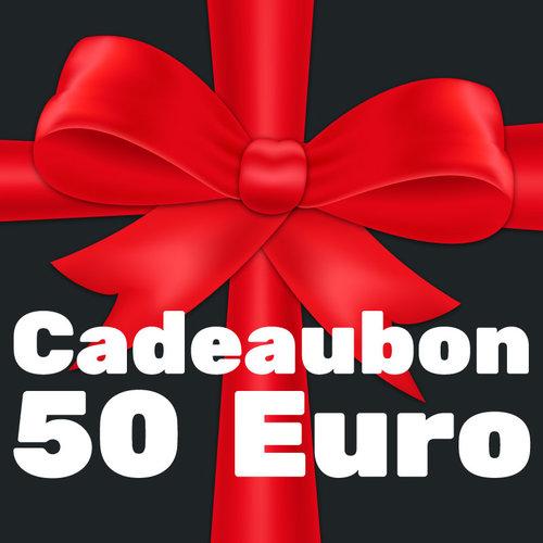 Cadeaubon Planet Airsoft 50 Euro