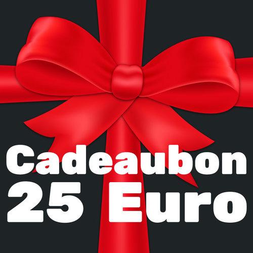 Cadeaubon Planet Airsoft 25 Euro