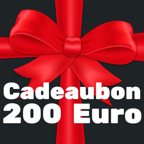 Cadeaubon Planet Airsoft 200 Euro