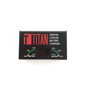 Titan Power Titan Digital Charger - EU Plug