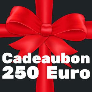 Cadeaubon Planet Airsoft 250 Euro