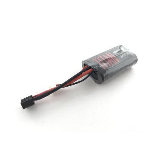 Titan Power Titan 2600MAH 7.4V Brick Airsoft Battery T-plug (Deans)