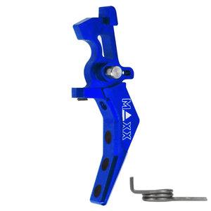 MAXX Model CNC Aluminum Advanced Speed Trigger (Style B) : Blauw