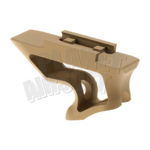 Metal Metal Fortis CNC Short Grip : Coyote Bruin