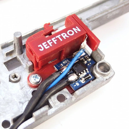 Jefftron Jefftron Mosfet - V2 with wiring