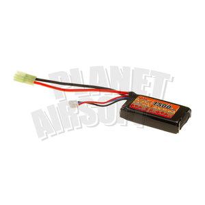 VB Power Lipo 7.4V 1500mAh 20C Mini Type